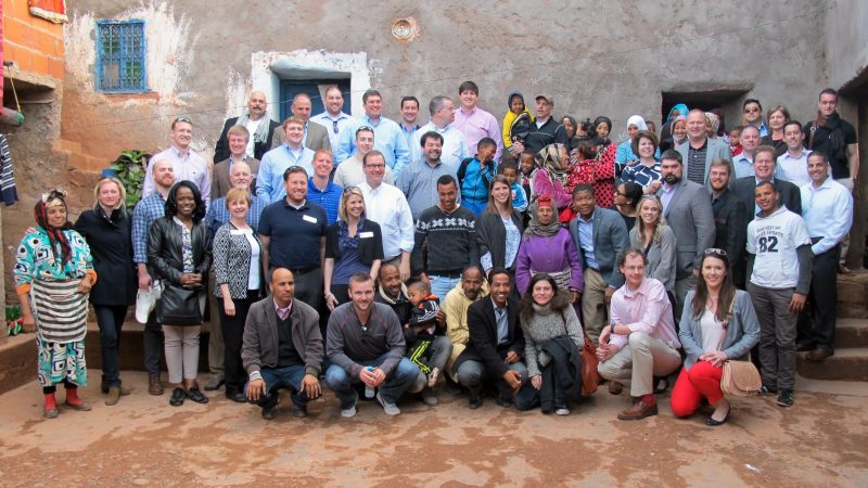 UA EMBA TRAVELS TO MOROCCO AND SPAIN