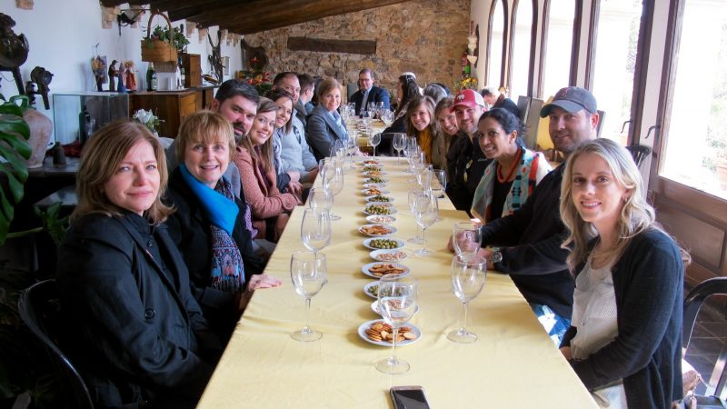 BARCELONA OFFERS EMBAS GREAT POST TRIP EXPERIENCE