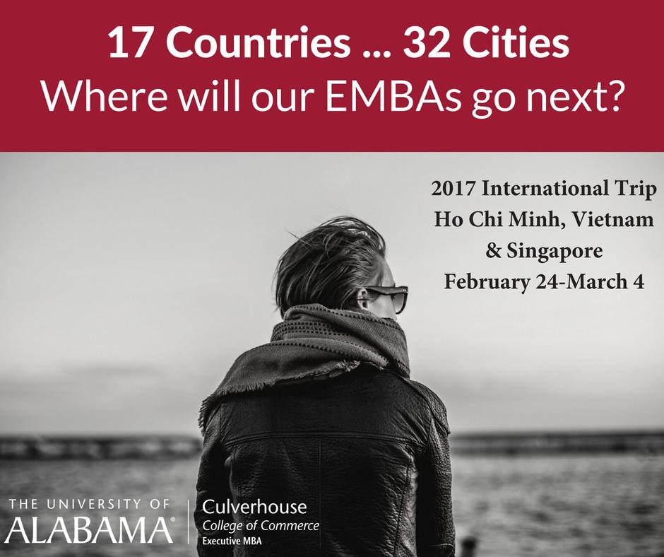 2017 EMBA International Trip