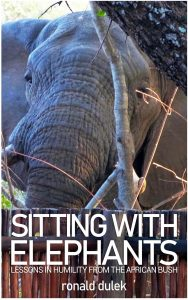 Sitting with Elephants
