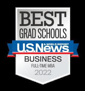US News & World Report Full Time MBA Best Grad Schools